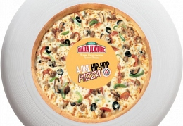 A-One Hip-Hop pizza