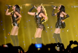 Destiny's Child на Super Bowl