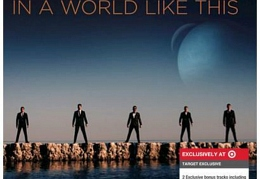 Backstreet Boys - «In a World Like This»