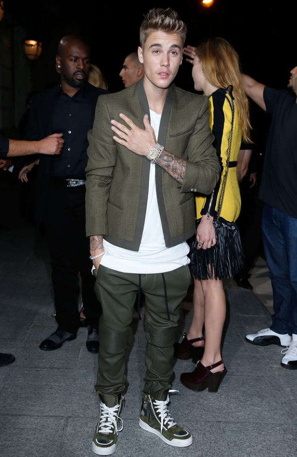 Justin Bieber and Hailey Baldwin Wore Very Expensive