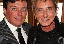 Barry Manilow и Gary Keefe