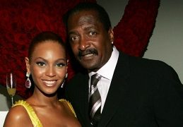 Beyonce fnd father
