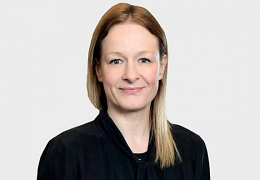 Morna Cook, senior director, HR, Universal Music UK