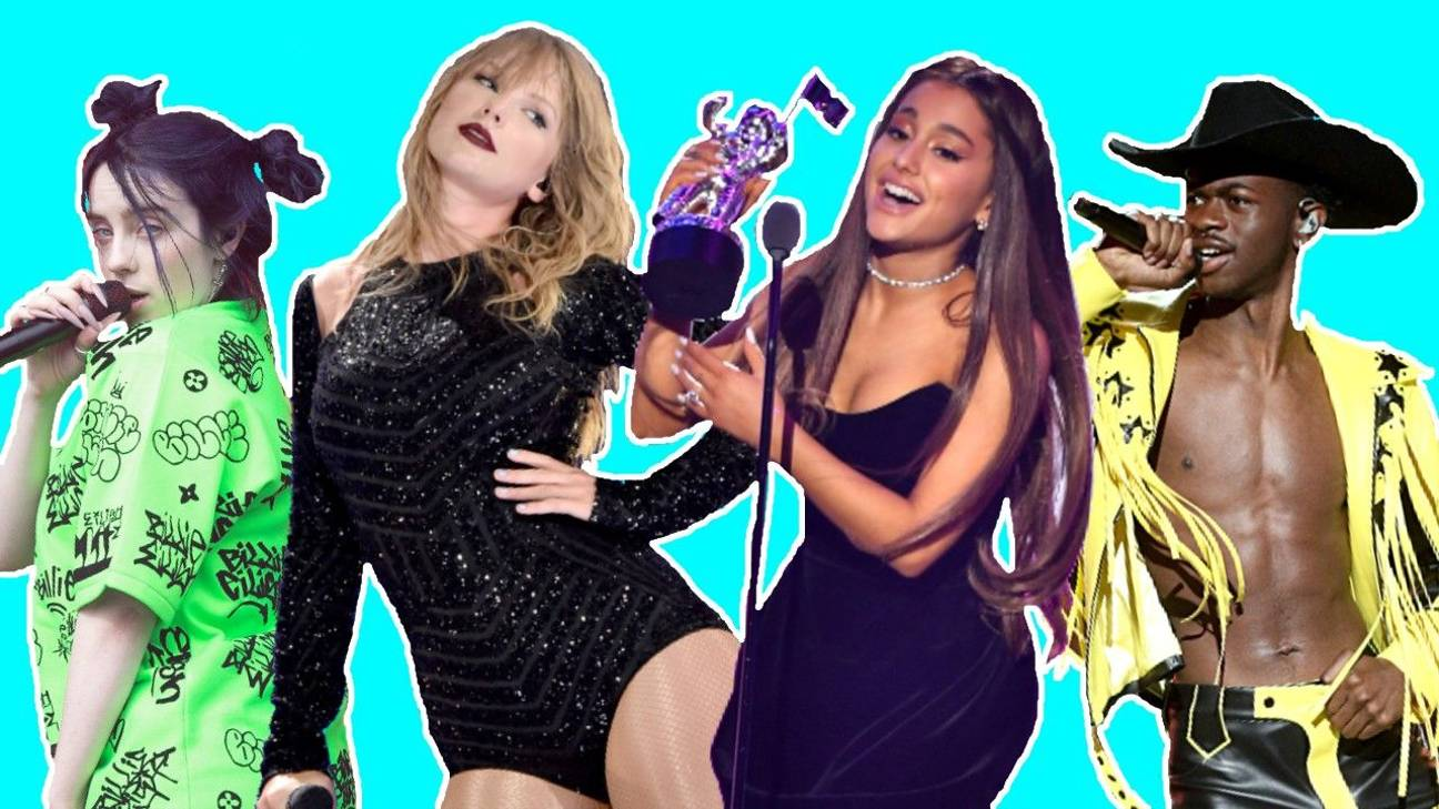 Фавориты MTV Video Music Awards 2019